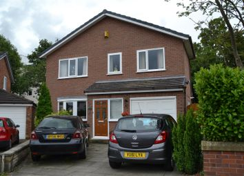 Thumbnail 3 bed detached house for sale in The Grove, Chorley