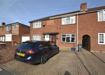 Thumbnail 2 bed terraced house for sale in Cassiobury Avenue, Feltham