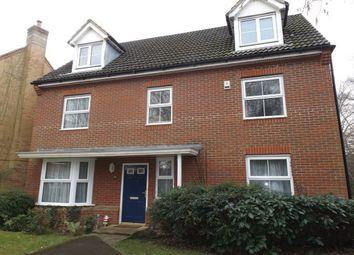 Thumbnail 5 bed property to rent in Harris Way, North Baddesley, Southampton