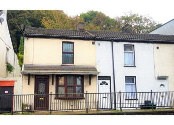 Thumbnail 2 bed end terrace house for sale in Neath Road, Britton Ferry