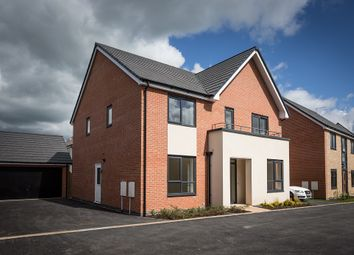 Thumbnail 4 bed detached house for sale in Plot 56 The Mayne, Bramshall Meadows, Bramshall, Uttoxeter
