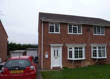 Thumbnail 1 bed semi-detached house to rent in Plantagenet Chase, Yeovil