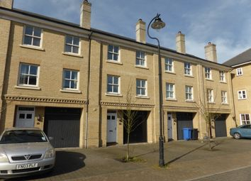 Thumbnail 3 bedroom town house to rent in St. Anthonys Crescent, Ipswich