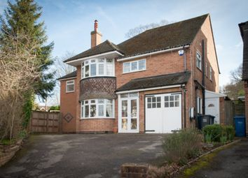 Thumbnail 4 bed detached house for sale in The Grove, Little Aston, Sutton Coldfield