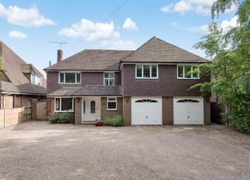 Thumbnail 6 bed detached house for sale in Prey Heath Road, Woking