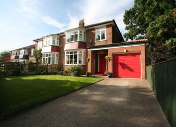 Thumbnail 4 bed semi-detached house for sale in St. Mary's Walk, Acklam, Middlesbrough
