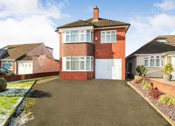 4 bed detached house for sale in Brandhall Road, Oldbury, West Midlands B68