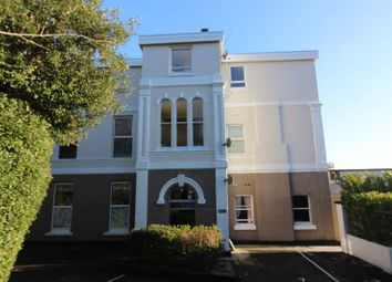 Thumbnail 1 bed flat to rent in Higher Warberry Road, Torquay
