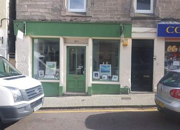 Retail premises for sale in High Street, Nairn IV12