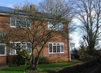 Thumbnail 1 bed property to rent in Church Gardens, Ravensthorpe, Northampton