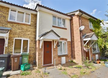 Thumbnail 1 bed terraced house to rent in Willoughby Court, London Colney, St.Albans