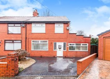 Thumbnail 3 bed semi-detached house for sale in Allenby Grove, Westhoughton, Bolton, Greater Manchester