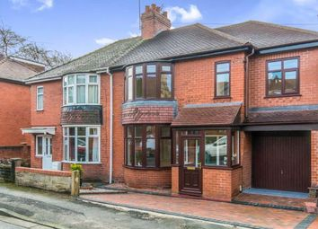 Thumbnail 4 bed semi-detached house for sale in Sunnyside Grove, Ashton-Under-Lyne, Greater Manchester, Ashton
