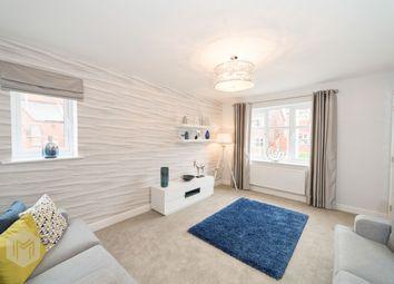 Thumbnail 3 bed semi-detached house for sale in Vicarage Gardens, Platt Bridge, Wigan