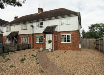 Thumbnail 3 bedroom semi-detached house to rent in Dovecote Cottages, Shenley Brook End, Milton Keynes