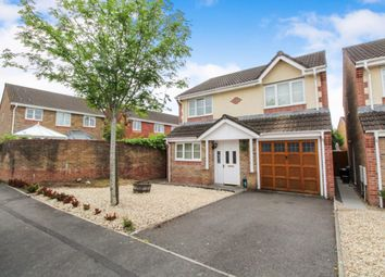 Thumbnail 4 bed detached house to rent in Ffordd Yr Odyn, Pontarddulais, Swansea