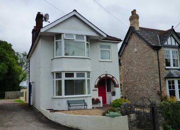 Thumbnail 3 bed detached house for sale in Rees Mary, Beachley Road, Chepstow