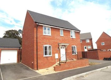 Thumbnail 3 bed detached house for sale in Crocker Way, Wincanton