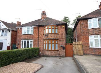 Thumbnail 3 bedroom semi-detached house for sale in Nottingham Road, Eastwood, Nottingham