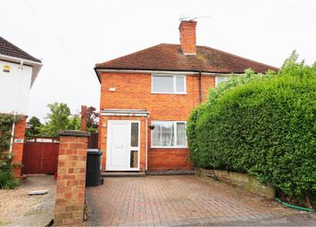 Thumbnail 2 bedroom semi-detached house for sale in Chagford Road, Reading