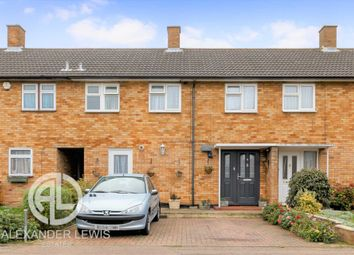 Thumbnail 3 bedroom terraced house for sale in Heathermere, Letchworth Garden City