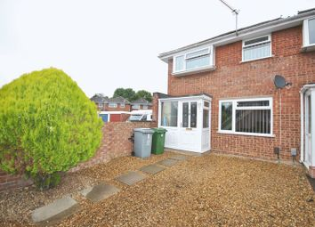 Thumbnail 3 bed end terrace house for sale in Sywell Close, Old Catton, Norwich