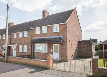 Thumbnail 3 bed end terrace house for sale in Welford Close, Irthlingborough, Wellingborough