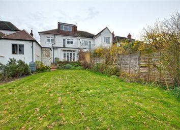 Thumbnail 6 bed semi-detached house for sale in Hervey Road, Blackheath, London