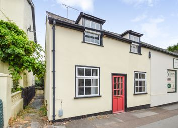 Thumbnail 2 bed semi-detached house for sale in Mill Hill, Newmarket