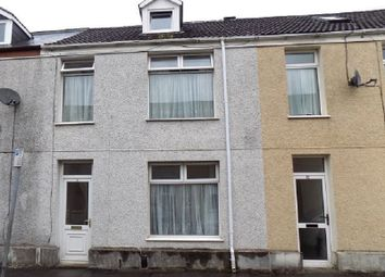 Thumbnail 4 bed terraced house for sale in Allister Street, Neath, Neath Port Talbot.