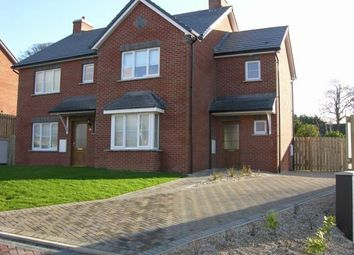 Thumbnail 3 bedroom town house to rent in Robert Cubbon Close, Johnny Watterson Lane, Douglas