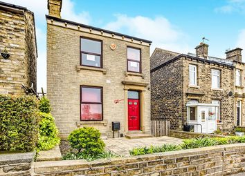 Thumbnail 3 bed detached house for sale in New Hey Road, Oakes, Huddersfield
