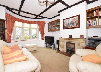 Thumbnail 3 bed semi-detached house for sale in Hurst Road, Sidcup, Kent