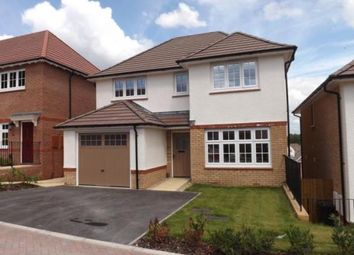 Thumbnail 4 bed detached house for sale in Ashburton Road, Newton Abbot