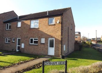 Thumbnail 3 bed end terrace house for sale in Dyrham View, Pucklechurch, Bristol, South Gloucestershire