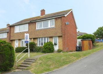 Thumbnail 3 bed semi-detached house for sale in Rokesley Road, Whitfield, Dover