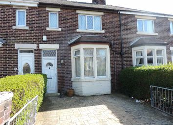 Thumbnail 2 bed terraced house for sale in Kumara Crescent, Blackpool