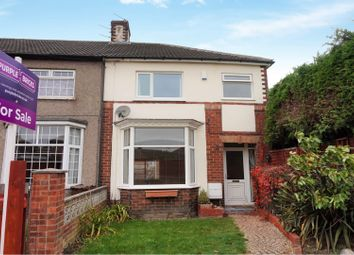 Thumbnail 3 bed end terrace house for sale in Chelmsford Place, Grimsby