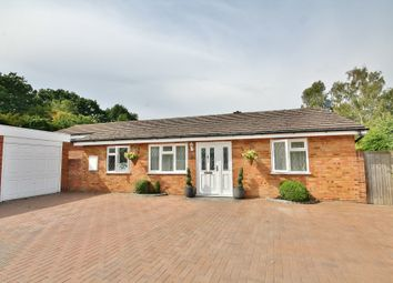 Thumbnail 3 bed detached bungalow for sale in The Orchard, Woking