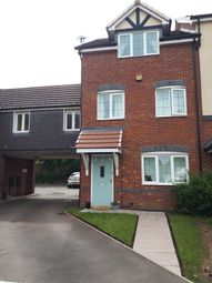 Thumbnail 4 bed terraced house to rent in Phoenix Close, Donnington, Telford