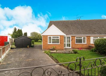 Thumbnail 3 bed detached bungalow for sale in The Green, Whitby, Ellesmere Port