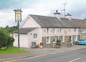 Thumbnail Pub/bar for sale in Carmarthenshire - Award Winning Pub/Dining Venue SA40, Llanllwni, Carmarthenshire