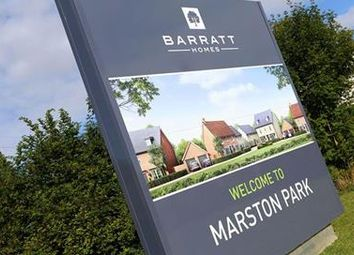 Thumbnail Land for sale in Marston Park, Bedford Road, Marston Moretaine, Bedford