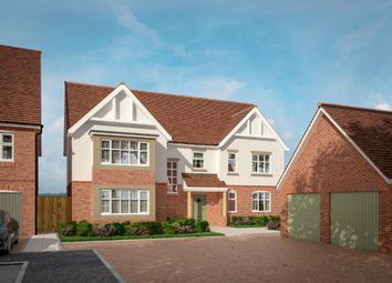 Thumbnail 5 bed detached house for sale in The Iris, Wildflower Rise, Mansfield