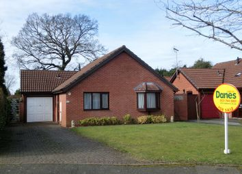 Thumbnail 2 bedroom detached bungalow for sale in Burman Close, Shirley, Solihull