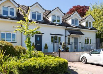 Thumbnail 3 bed terraced house for sale in Palace Gardens, Chudleigh, Newton Abbot