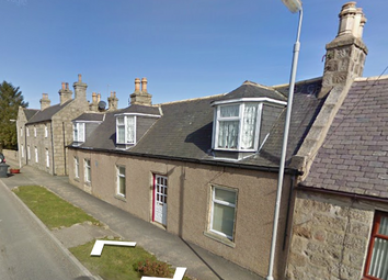 Thumbnail 3 bed end terrace house for sale in Low Street, Fraserburgh, Aberdeenshire AB436Nr