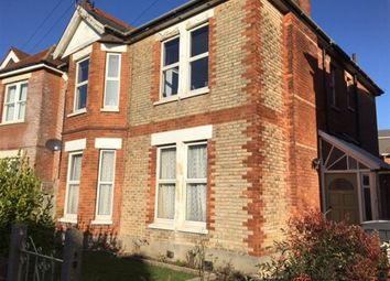 Thumbnail 2 bed flat to rent in Capstone Road, Bournemouth