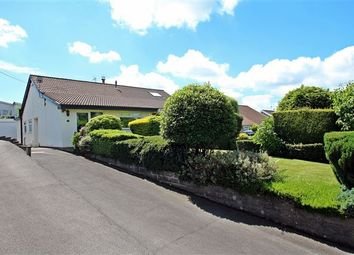 Thumbnail 3 bed semi-detached bungalow for sale in Heol-Y-Ffynnon, Efail Isaf, Pontypridd
