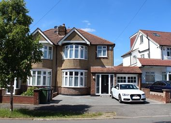 Thumbnail 3 bed semi-detached house to rent in Park Crescent, Harrow Weald
